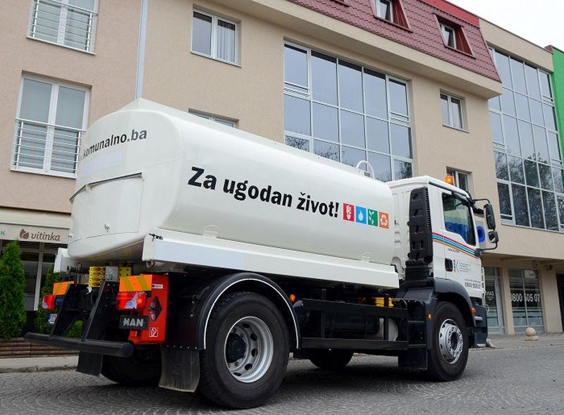 "Photo of JP ""Komunalno"" Brčko: Akcija odvoza krupnog otpada za četvrtak, 4. oktobar"