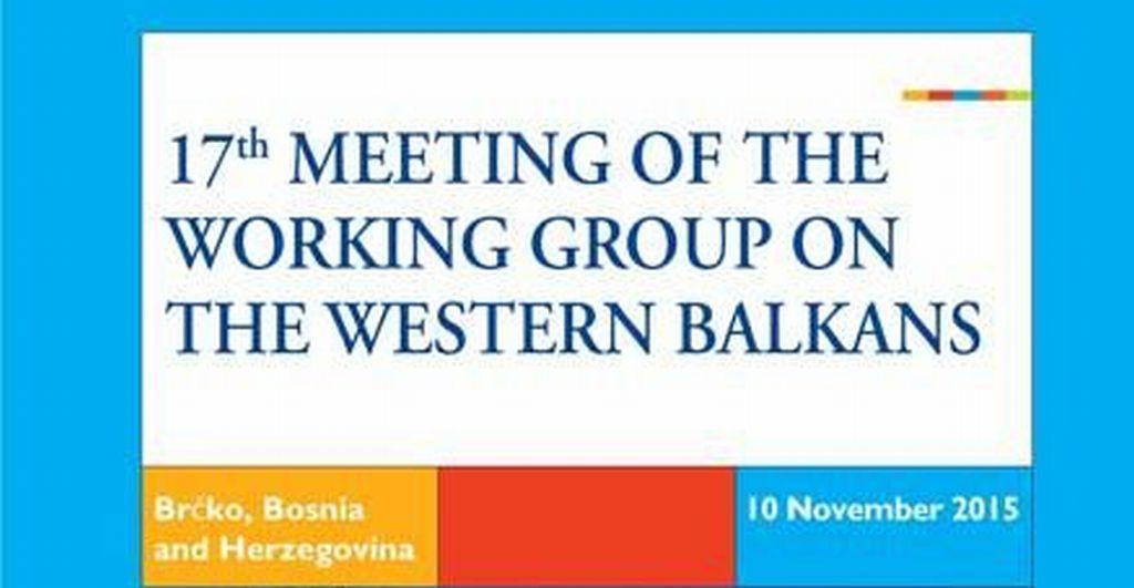 Photo of Brčko domaćin sjednice radne grupe za Zapadni Balkan