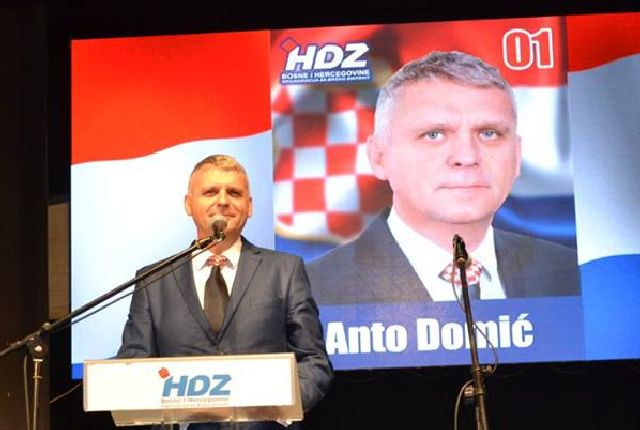 Photo of Predsjednik brčanskog HDZ-a Anto Domić čestitao Uskrs
