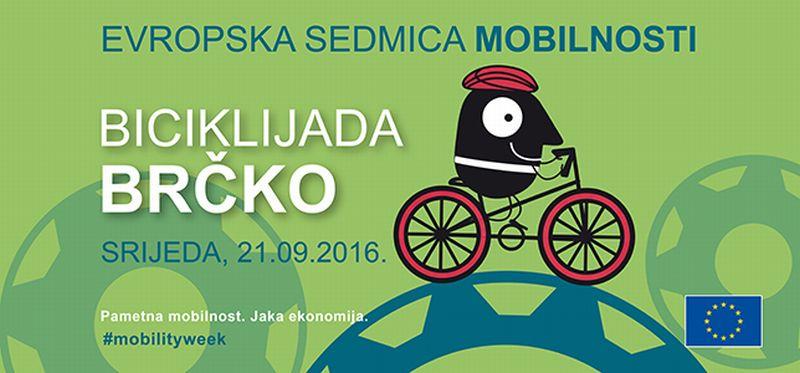 Photo of Peta biciklijada sutra u centru Brčkog od 16 časova