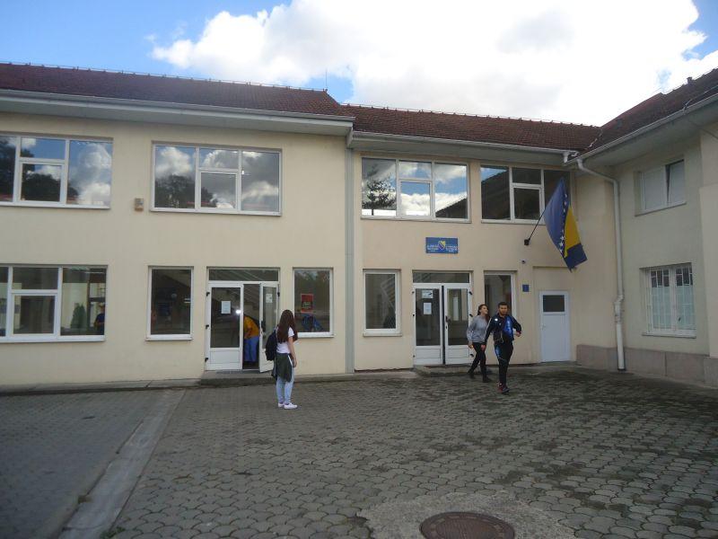 """Photo of Emisija o upisu srednjoškolaca u Gimnaziju """"Vaso Pelagić"""""""