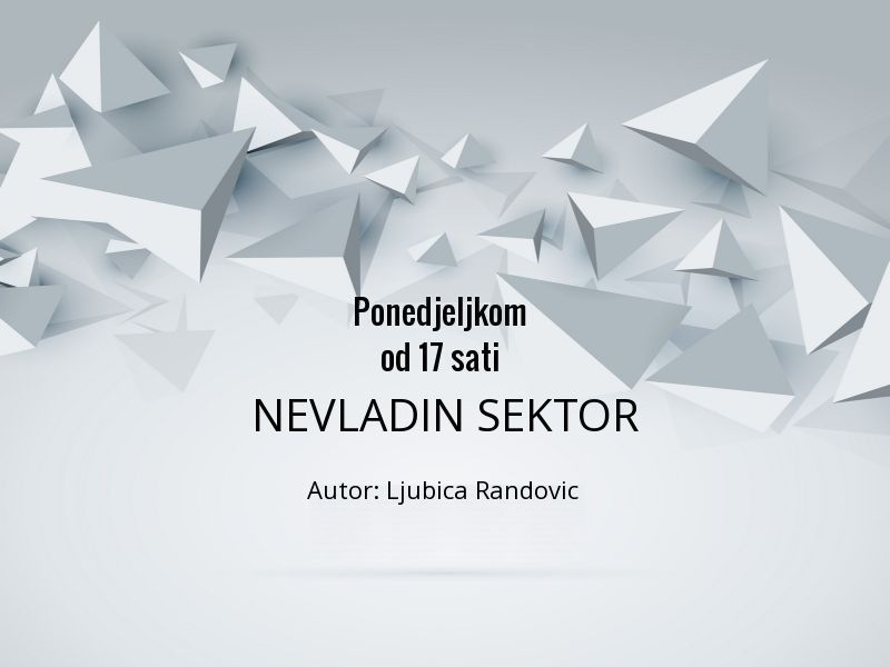 Photo of Emisija: Nevladin sektor