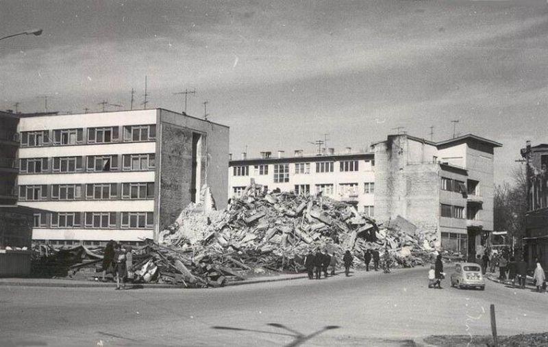 Photo of Na današnji dan 1969. godine Banjaluku potresao razarajući zemljotres