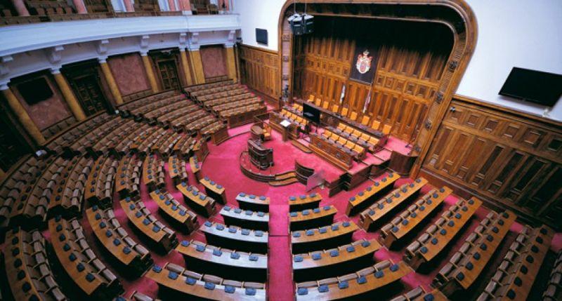 Photo of Poslanici Skupštine Srbije pomiješali studente sa zvaničnicima iz EU