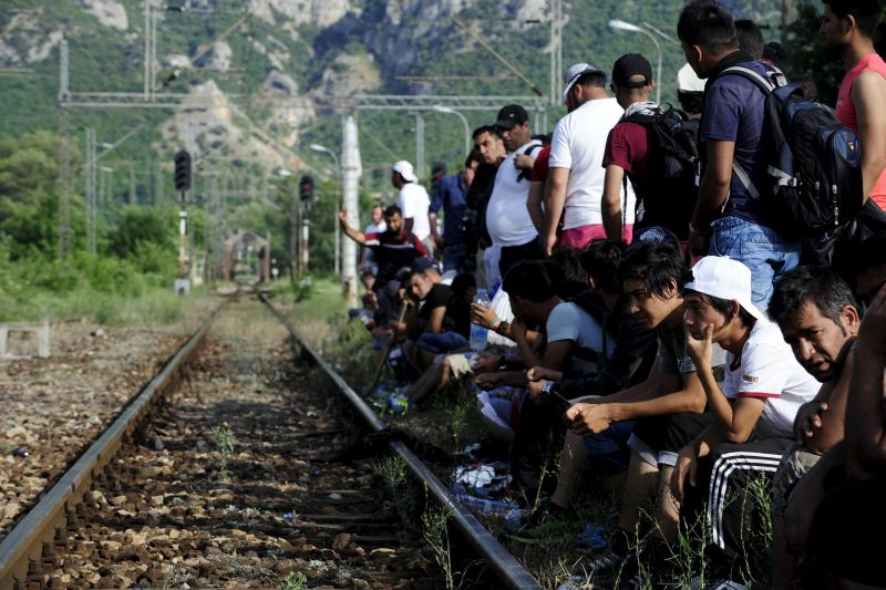 Photo of Službenici MUP-a TK samo u avgustu pronašli i evidentirali 2.699 migranata