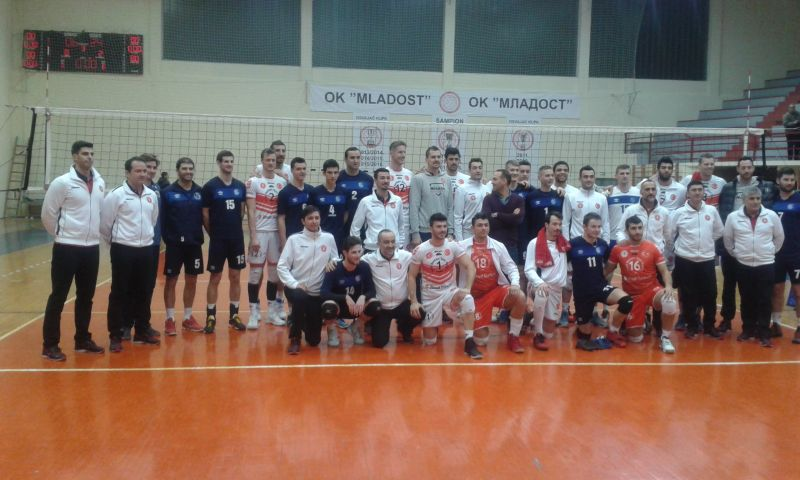 """Photo of Odbojkaši """"Jedinstva"""" protiv turske ekipe kao David protiv Golijata"""