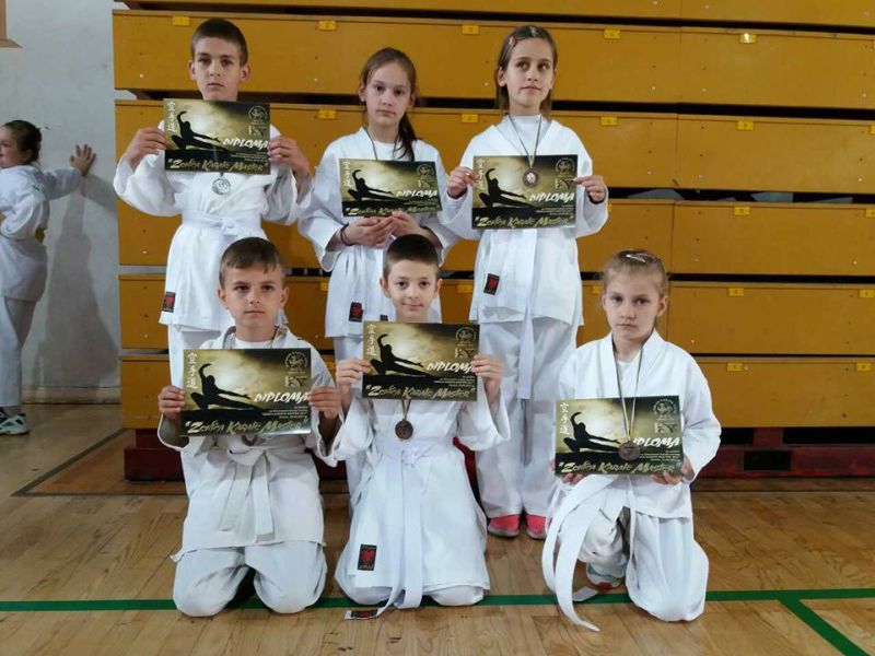 Photo of Šest medalja za šest takmičara