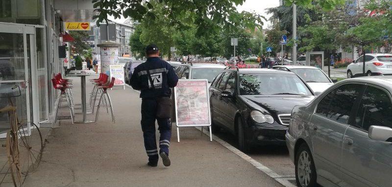 Photo of Брчко: Око 35 ненаплаћених дневних паркинг карти