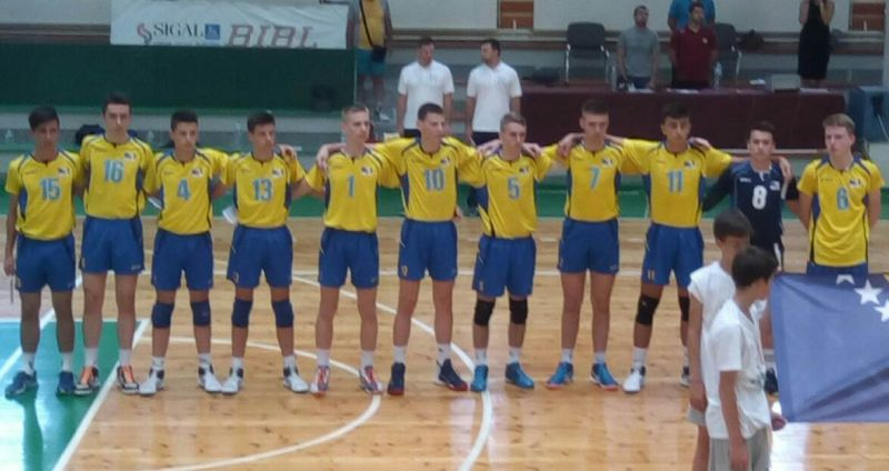 Photo of Пионири БиХ играју полуфинале балканског првенства у одбојци