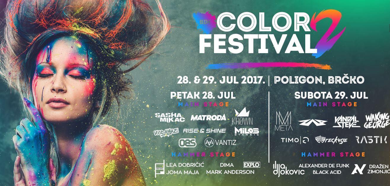 """Photo of """"BiH Color Festival"""" po drugi put u Brčkom"""