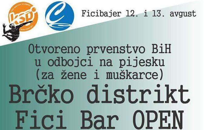 "Photo of Na Ficibajru za vikend ""Brčko distrikt Fici Bar OPEN 2017"""