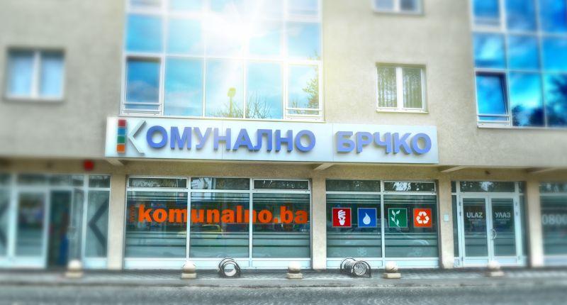 """Photo of JP """"Komunalno Brčko"""": SERVISNE INFORMACIJE za petak 07.08.2020. godine"""