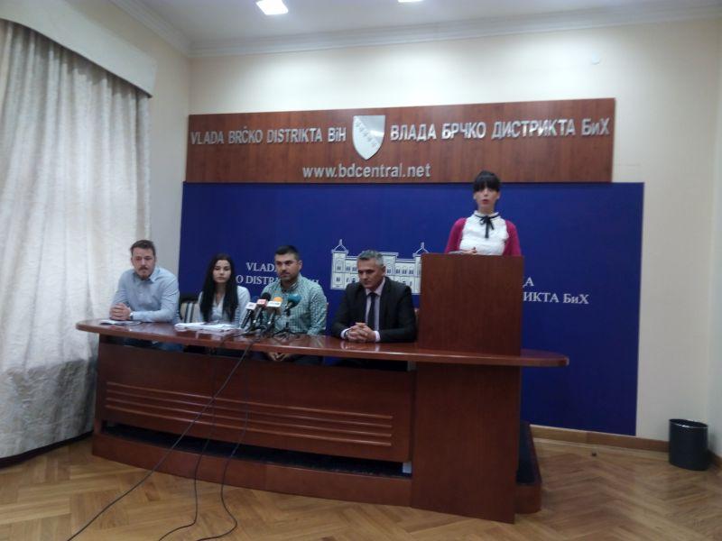 """Photo of Koalicija """"Promoviši pozitivno""""u Brčkom obilježila Međunаrodni dan mira"""
