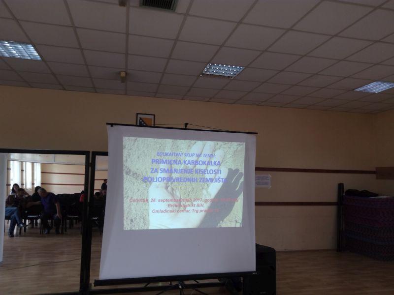 Photo of Karbokalcikacijom unaprijediti poljoprivrednu proizvodnju