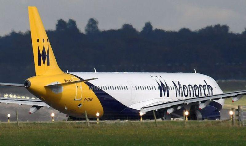 """Photo of Avio-kompanija """"Monarh"""" bankrotirala, više od 2.100 ljudi ostalo bez posla"""