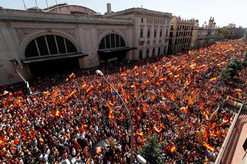 Photo of Пoништени документи на основу којих је спроведен референдум о независности Каталоније