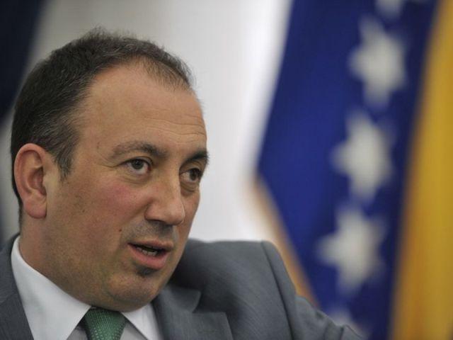 Photo of Ministar Crnadak na konferenciji u Beču o odlagalištu na Trgovinskoj gori
