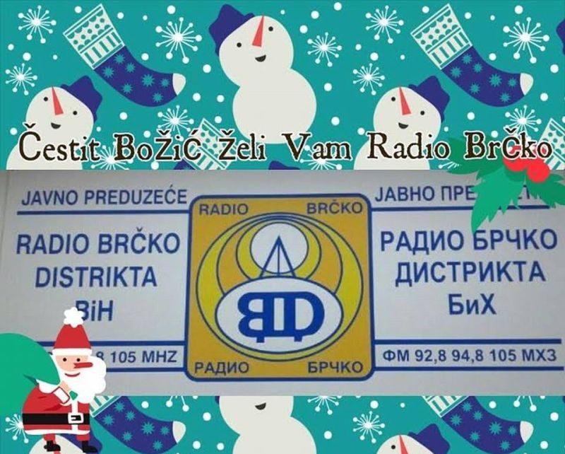Photo of Čestit Božić Želi Vam Radio Brčko