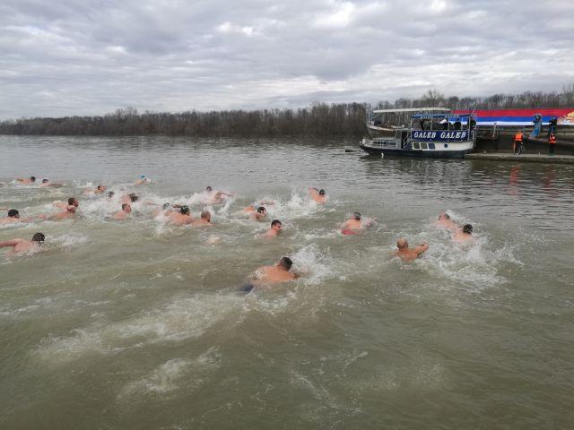 Photo of У суботу Богојављенско пливање за Часни крст