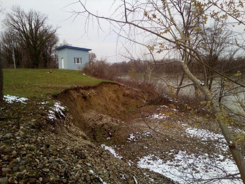 Photo of Na području Brčko Distrikta sanacija pet klizišta