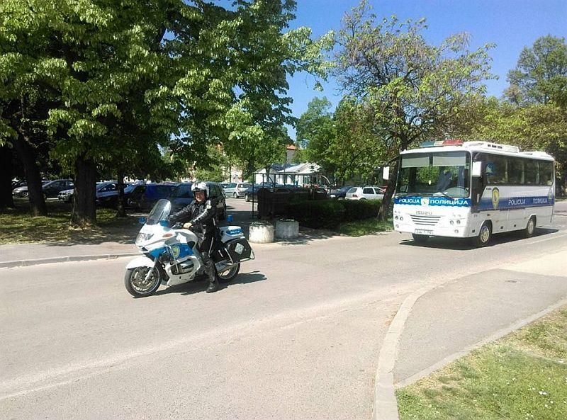 Photo of Brčko: Policija stvara siguran ambijent za učenike u školskoj 2019/2020. godini