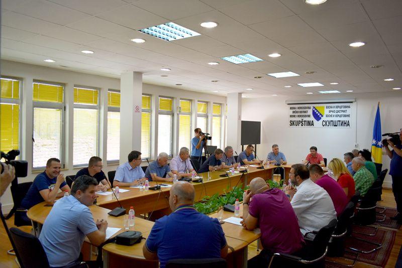Photo of Brčanski Parlament će raspravljati i o izmjenama Zakona o budžetu Distrikta