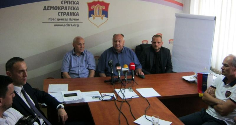 Photo of SDS predlaže formiranje koncentracijske vlasti