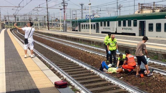 Photo of Selfi sa žrtvom željezničke nesreće pretvorio se u veliki društveni skandal