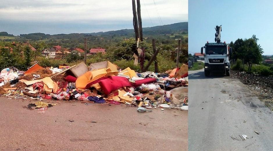 """Photo of JP """"Komunalno"""": Akcija odvoza krupnog otpada za utorak 9. oktobar"""