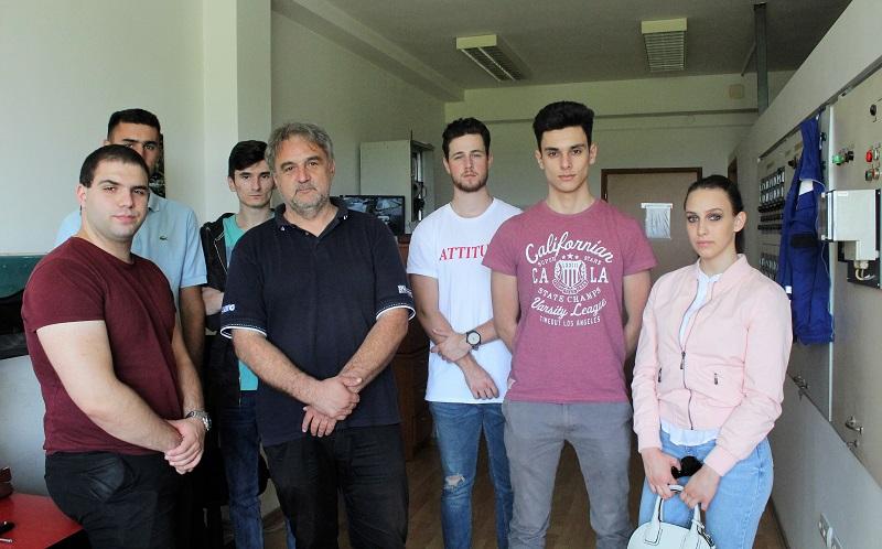 """Photo of Studenti eMPIRICA-e na praktičnoj nastavi u JP """"Komunalno Brčko"""""""