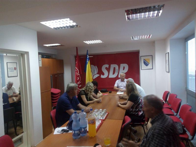 Photo of Osvrt SDP-a na rad institucija vlasti