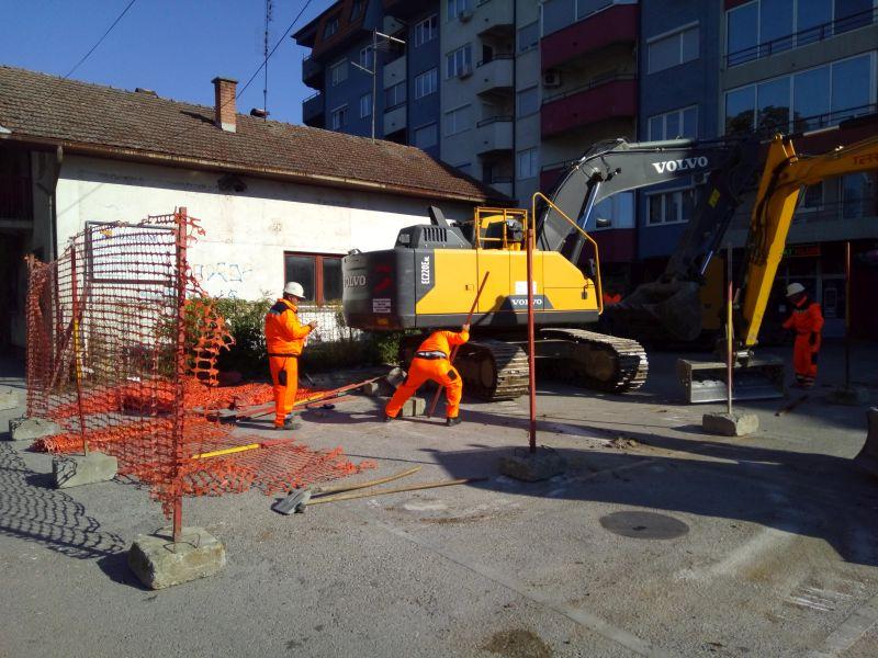 Photo of Počelo proširenje bulevara u Brčkom