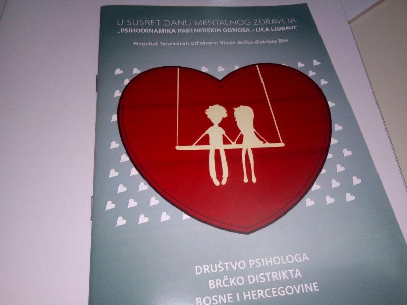 Photo of Brčko: Psiholozi i građani razgovarali o licima ljubavi i partnerskim odnosima