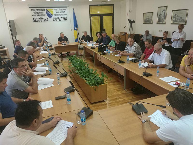Photo of Brčanski Parlament zasijeda naredne srijede