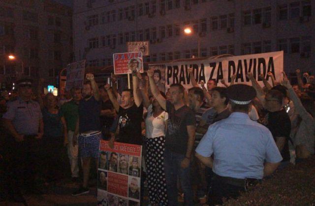 """Photo of Banjaluka: Podnesene prekršajne prijave protiv 23 člana grupe """"Pravda za Davida"""""""