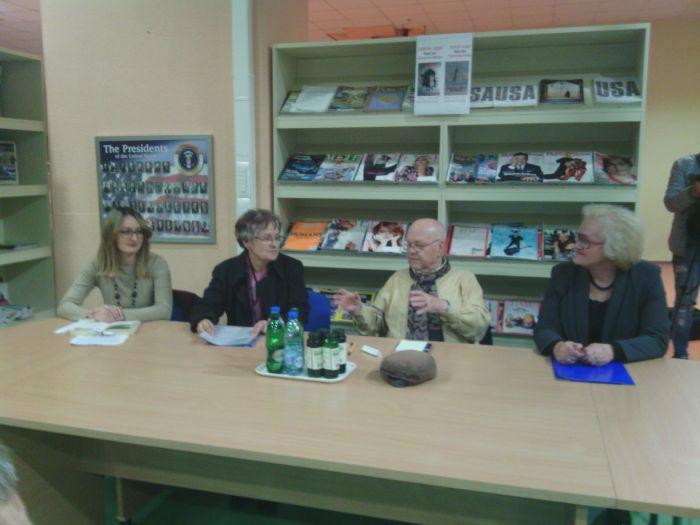 "Photo of Roman ""Otkup sirove kože"" Abdulaha Sidrana promovisan u Brčkom"