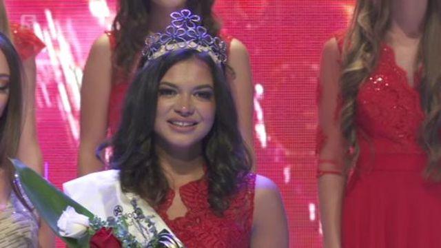 Photo of Sarajka Anđela Paleksić nova Miss Bosne i Hercegovine