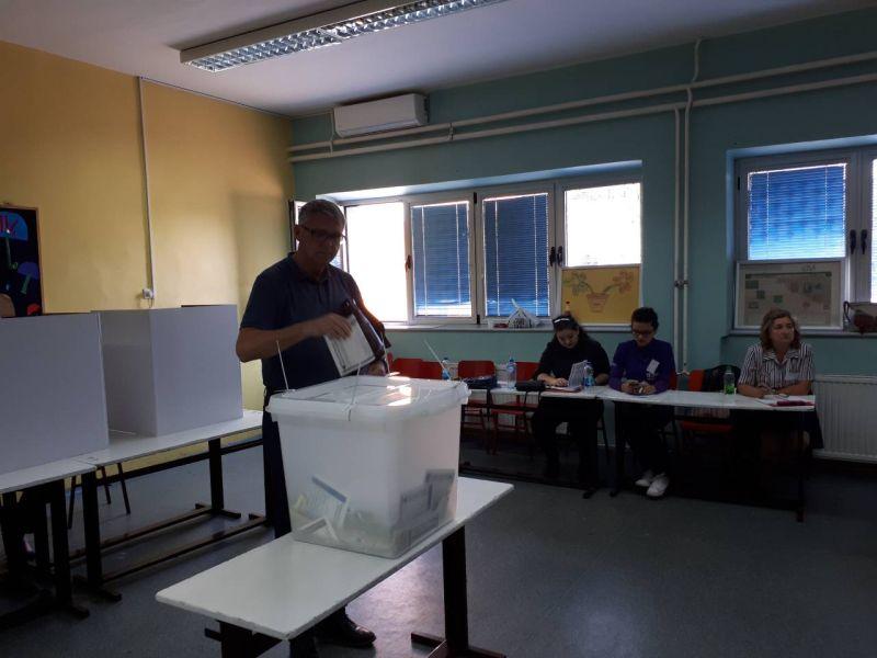 Photo of Domić pozvao građane Brčko distrikta da ne propuste današnju priliku za glasovanje