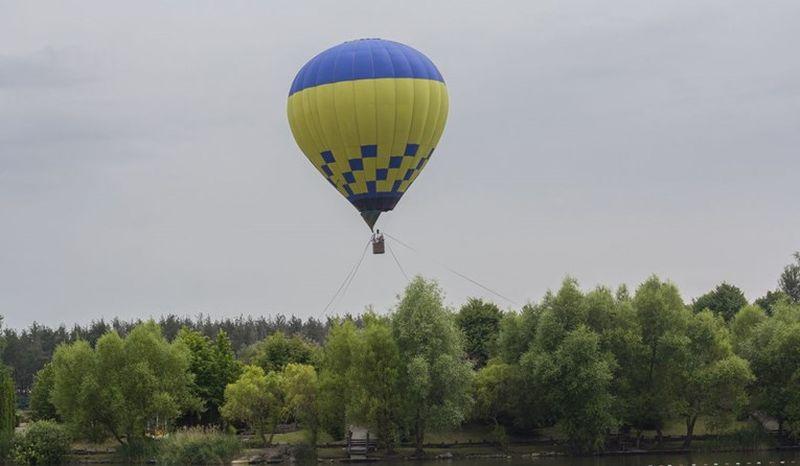 Photo of Njemačka: Balon udario u električni vod, spašeno šestoro ljudi