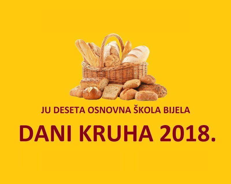 """Photo of """"Dani kruha iplodova zemlje 2018″ sutra od 11 sati u Bijeloj"""