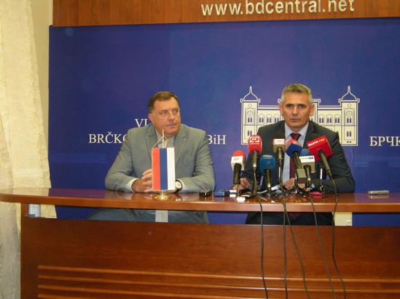 Photo of Брчко: Додик и Милић данас полажу камен темељaц за изградњу дјечијег обданишта