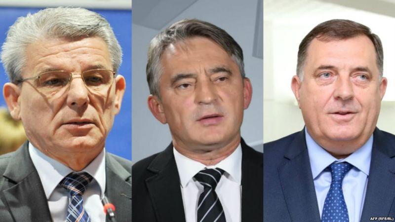 Photo of IZBORI 2018: Džaferović, Komšić i Dodik zacementirali pobjedu za Predsjedništvo BiH