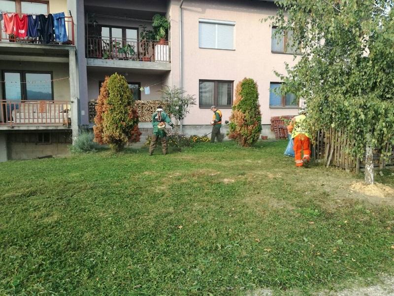 Photo of Brčko: U toku jesenje uređenje grada