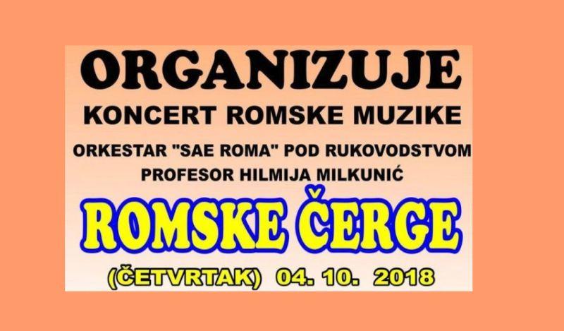 Photo of Brčko: Koncert romske muzike u četvrtak od 19:30 sati