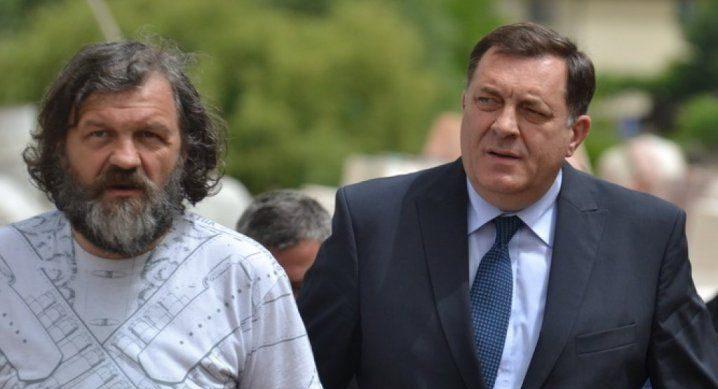 Photo of Емир Кустурица ће бити проглашен за Додиковог савјетника