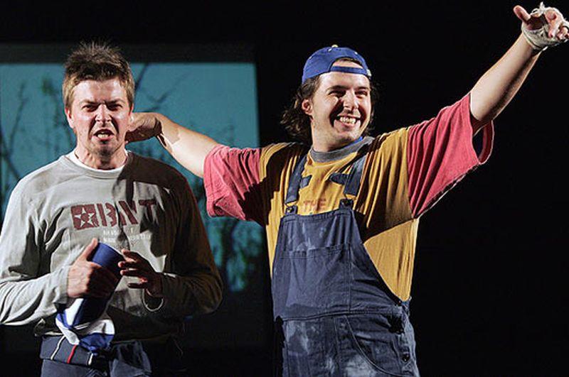 Photo of Pred Brčacima glumački ansambl Teatra EXIT u prepoznatljivoj satiri