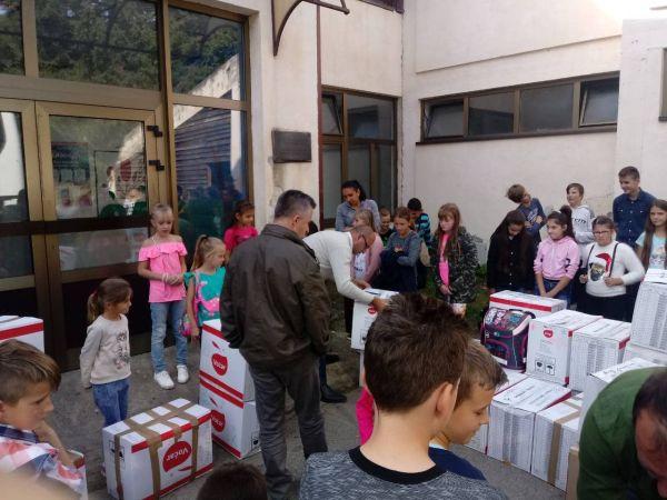 Photo of Učenici Sedme osnovne škole posjetili 1. osnovnu školu u Sebrenici