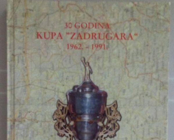 Photo of Promovisana sportska monografija «Zadrugar»