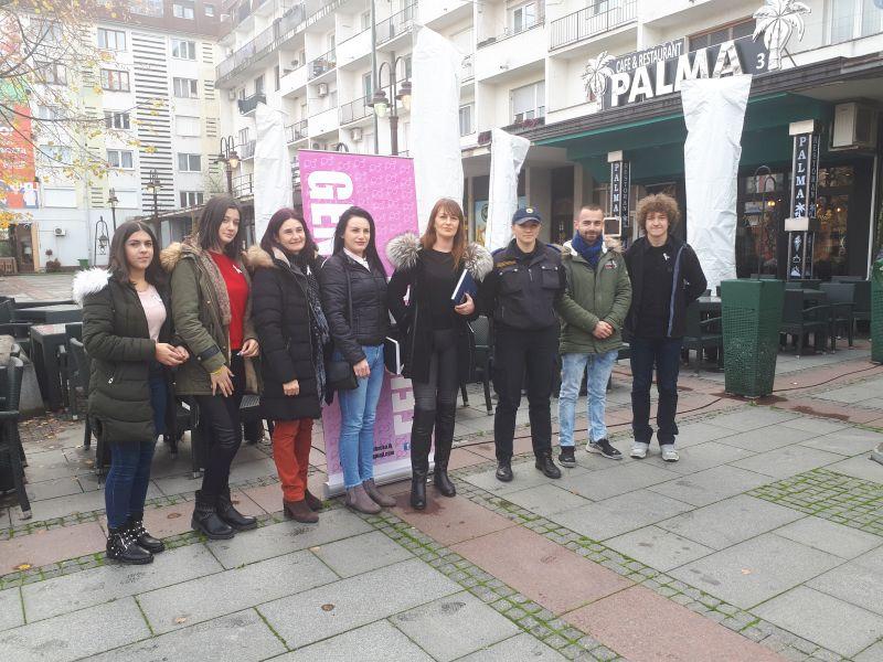 """Photo of Počela kampanja """"16 dana aktivizma protiv nasilja nad ženama"""""""