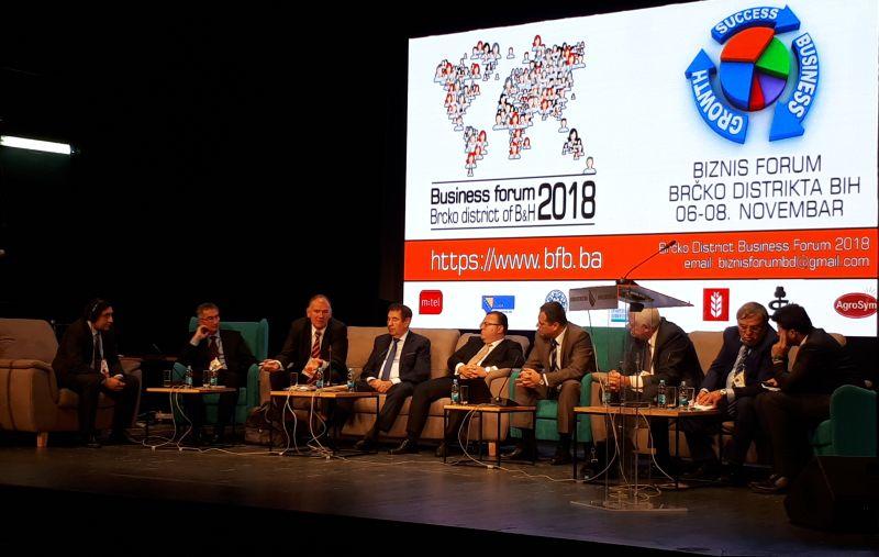 """Photo of Otvoren drugi """"Business forum Brčko 2018"""" – Fokus na migracijama i ekonomiji"""